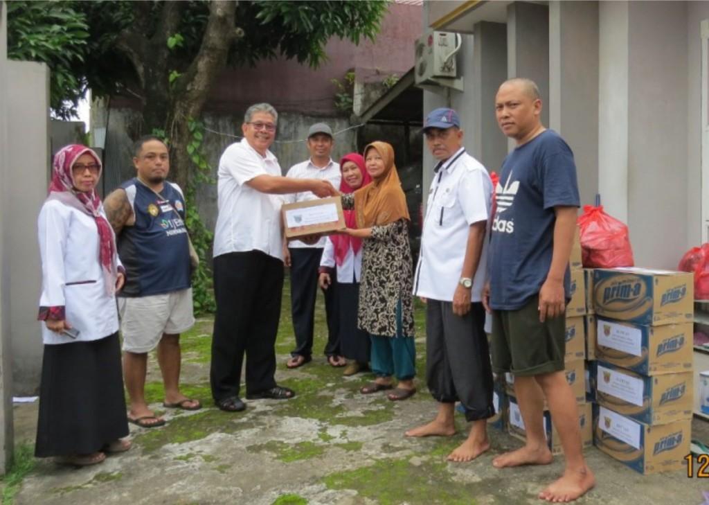 Intervensi Ketahanan Pangan Terhadap Musibah dan Pasca Banjir di Kota Samarinda