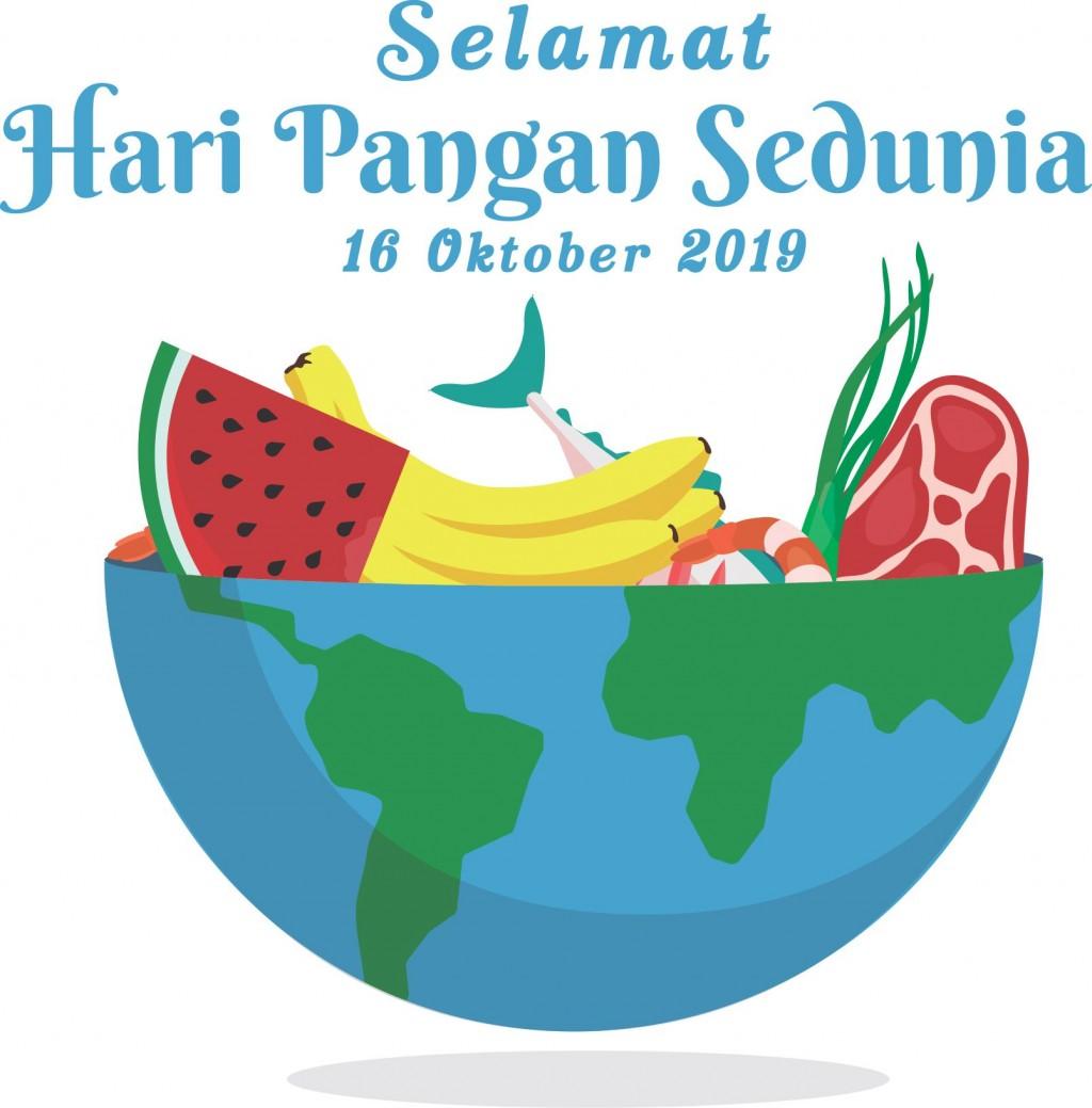 Peringatan Hari Pangan Sedunia 2019